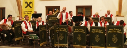 Machland Musikanten - Heigl Fritz