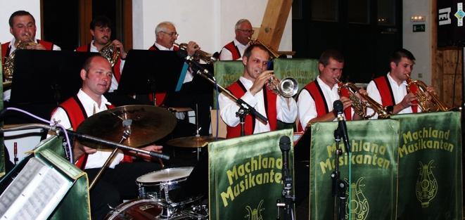 Machland Musikanten - Heigl Fritz - Trompeten