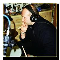 Heigl Friedrich im Studio