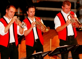 So knapp wie dieses Jahr ist die Entscheidung bei der EM der böhmisch/mährischen Blasmusik noch nie ausgefallen. Leider reichte es für die Machland Musikanten nicht ganz zum Europameistertitel