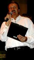 Mag. Klaus Huber vom ORF OÖ moderierte das Konzert